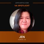VA Spotlight: Jen