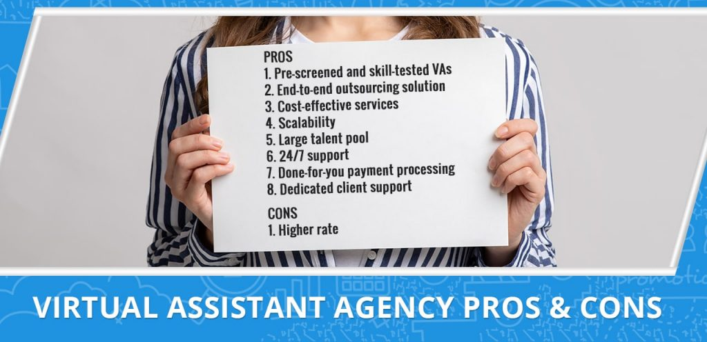 freelance va vs virtual assistant agency