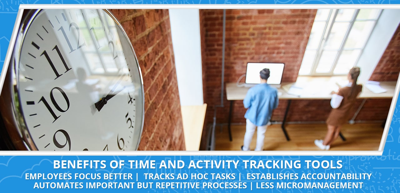 Benefits of Time and Activity Tracking Tools