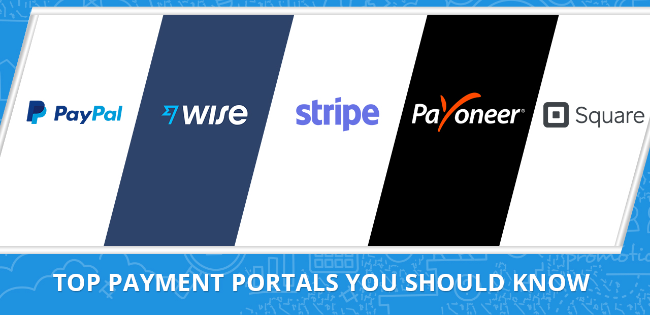 top payment portals you should know