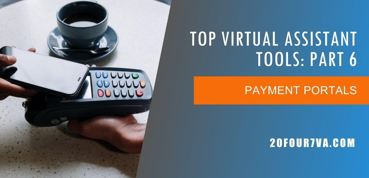 VS 101 Part 6 Payment Portals Header