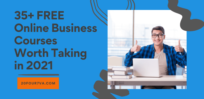 online business courses free