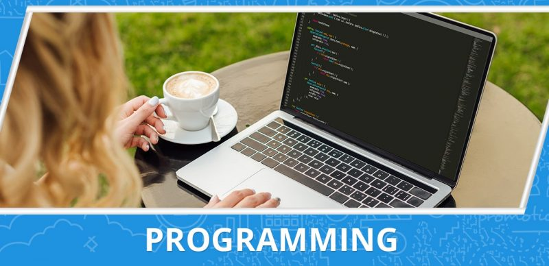 an image with a text that says programming