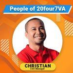 People of 20four7VA: Christian