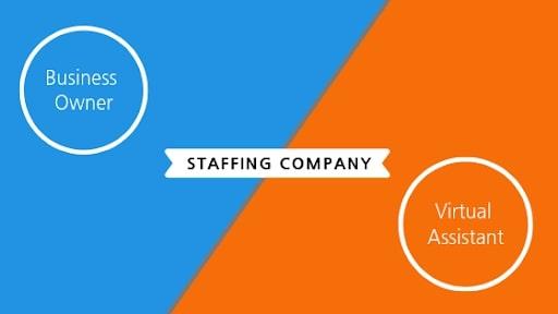 staffing company